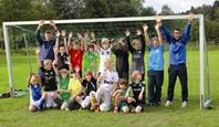 Fussballferien im Juniorclub TB
