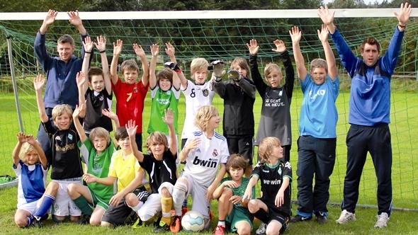 Fussballferien im Juniorclub