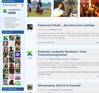 Kamerun Blog